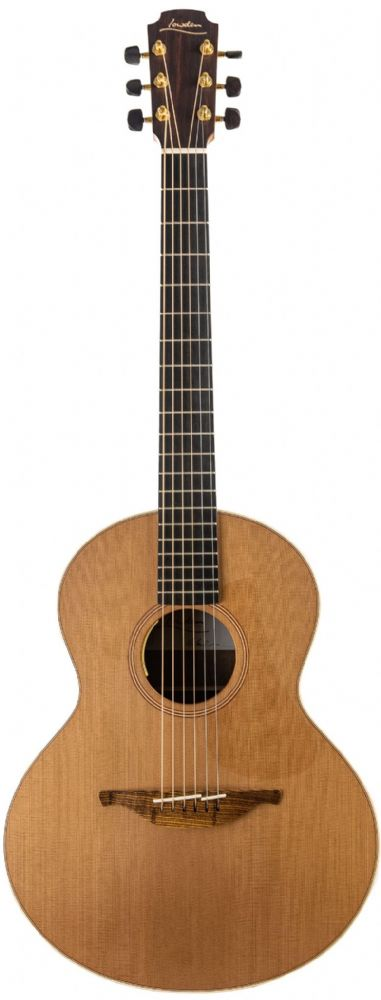 Lowden S-23 Walnut/Cedar with LR Baggs Anthem